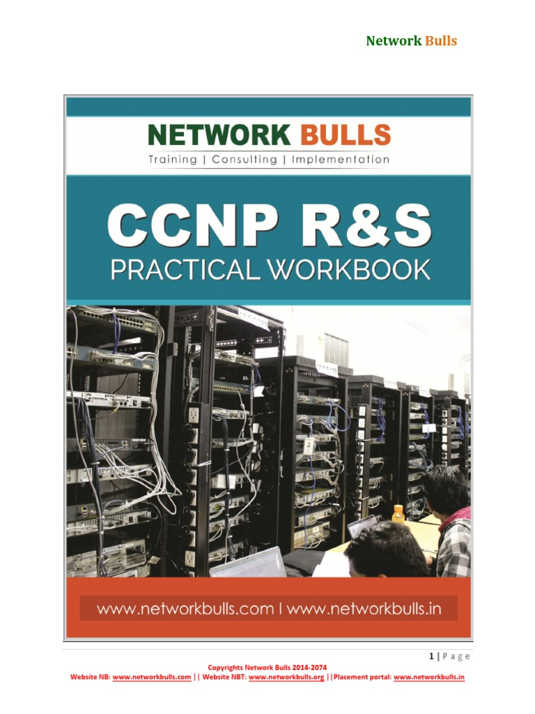 Ccnp Workbook Network Bulls