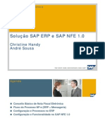 Workshop NF-e SAP R3 11082008