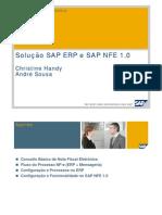 Workshop NF-e SAP R3 11082008