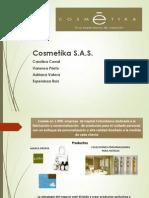 Presentacion Cosmetika Sas - Final Final