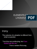 Elements of Literature 9th