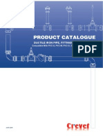 Ductile Iron Fittings & Specials - by Neo
