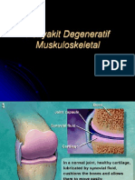 Penyakit Degeneratif Muskuloskeletal