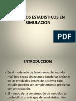 Presentacion Modelos Estadisticos en Simulacion