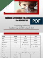 Case 1 - Vsd Meningitis Derin