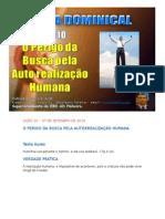 Licao 10 - Subsidio - O Perigo da Busca Pela Autorrealização Humana.doc