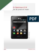 Guide Lg Optimus l3 II