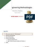 3. Software Engineering Methodologies