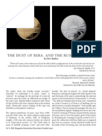 The Dust of Riba