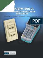 Panduit TIA_EIA-606-A Labeling Compliance Brochure