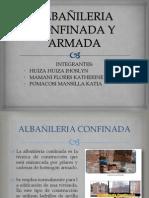 Construccion Albañileria Confinada y Armada