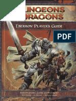 D&D 4th Edition Eberron Player s Guide