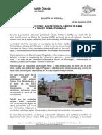 29 Agosto 2014 Continua La Deteccion de Cancer de Mama Istmo Orig
