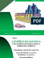 Aliança Na Familia