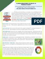 September Wellness Newsletter