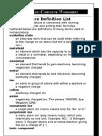 Naming Inorganic Compounds Worksheet