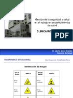 Conferencia Dr Jaime Moya Clinica Ricardo Palma