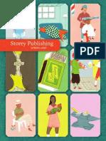 Storey Publishing Spring 2015 Catalog