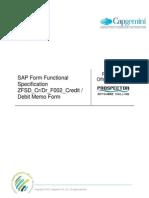 2 4 2 1 Fs Otc Form f003 Credit Debit Memo v2