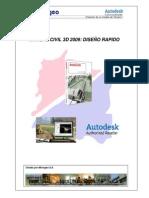 Manual Microgeo Civil 3D 2009