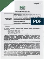 INEA_Allegato 1 - Disciplinare Di Gara
