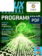 Linux Journal August 2014