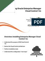 6 Oracle Database 12c Installation Upgrade m6 Slides