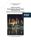 Muslim Festivals