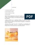 070 - Mousse de Mango