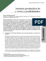 Estructura Económica de Nicaragua