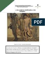 Lec. No 1 Discursos a Las Mujeres Dedicadas a Los Templos -Ixtlixóchitl