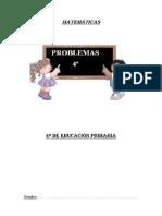 Problemas 4º