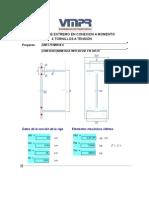 EJEMPLO DE DISEÑO DE CONEXIÓN A MOMENTO END PLATE USANDO MATHCAD.pdf