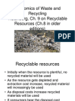 L2 - Economics of Recycling and Waste (Map26)