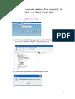 PROCEDIMENTOS__INSTALAÇÃO_E_MIGRAÇÃO_DA_VERSÃO_1.1.6_PARA_2.0.3