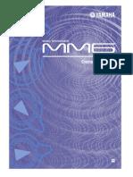 Yamaha MM6 Manual