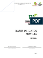 Manual de Practicas Bases de Datos Moviles