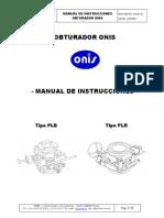 Manual Instrucciones ONIs - Español