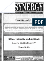Synergy Ethics material