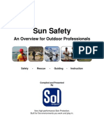 Sun Safety Outdoor Professionals