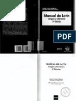 Manual de latín - parte 1 - Lengua - Jenaro Costas-Mercedes Trascasas001.pdf