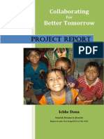 NSS Project Report - 2013 (1)