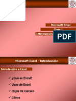 Excel - Clase 1