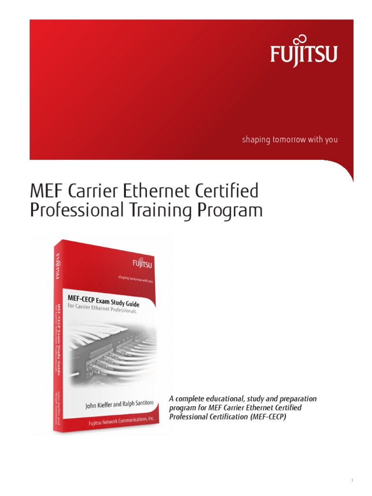 Mef Cecp Training Multiprotocol Label Switching Virtual Private