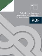 Ingresos Generales de La Nacion 2012