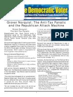 #9 Grover Norquist and the Republican Attack Machine