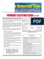 #15 Primary Election Issue #2 Small