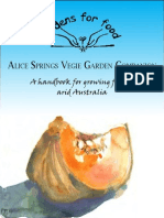 Vegie Garden Handbook for Growing Food in Arid Lands