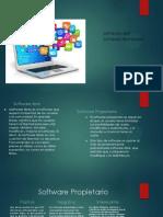 Trabajo de Tecnologicas Software Libre y Propetario