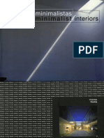 Minimalist / Interiors